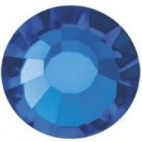 VIVA12 Rose Rhinestone lead free ss8 (2.4mm) Capri Blue F (60310)