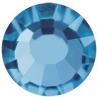 VIVA12 Rose Rhinestone lead free ss10 (2.8mm) Indicolite F (60100)