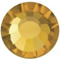 VIVA12 Rose Rhinestone lead free ss12 (3.1mm) Topaz F (10070)