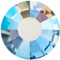VIVA12 Rose Rhinestone lead free ss12 (3.1mm) Light Sapphire AB F (30020AB)