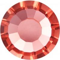 VIVA12 Rose Rhinestone lead free ss12 (3.1mm) Padparadscha F (90350)