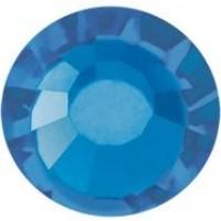 VIVA12 Rose Rhinestone lead free ss16 (3.9mm) Crystal Bermuda Blue (00030BBL)