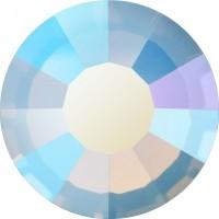VIVA12 Rose Rhinestone lead free ss16 (3.9mm) Light Sapphire Opal AB F (31110AB)
