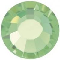 VIVA12 Rose Rhinestone lead free ss16 (3.9mm) Peridot F (50520)