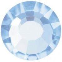 VIVA12 Rose Rhinestone lead free ss16 (3.9mm) Aquamarine F (60000)
