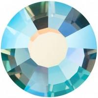 VIVA12 Rose Rhinestone lead free ss20 (4.7mm) Aqua Bohemica AB F (60010AB)