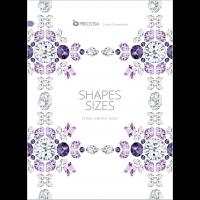 Preciosa Shapes and Size Card Fancy Stones 2017 EN