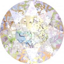 Xirius Chaton ss39 Crystal White Patina F