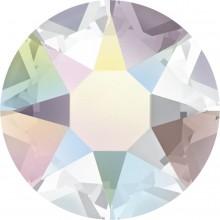 Xirius Rose Hotfix Rhinestone ss30 Crystal AB HF