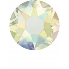 Xirius Rose Hotfix Rhinestone ss34 Crystal Shimmer HF