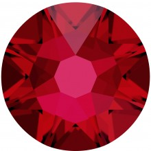 Xirius Rose Rhinestone ss34 Scarlet F