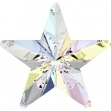 Star 10mm Crystal AB F