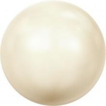 Crystal Round Pearl 4mm Crystal Creamrose Light Pearl