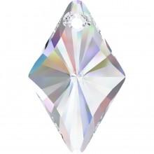 Rhombus Pendant 27mm Crystal AB