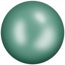 Ceramic Cabochon Hotfix ss34 Azure Green HF