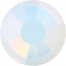 Rose Rhinestone Hotfix ss6 White Opal HF
