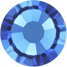 Rose Rhinestone Hotfix ss6 Light Sapphire HF