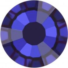 Rose Rhinestone Hotfix ss16 Majestic Blue HF