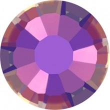 Rose Rhinestone Hotfix ss40 Crystal Paradise Shine HF