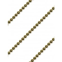 Pearl-Trimming Round 4mm gold