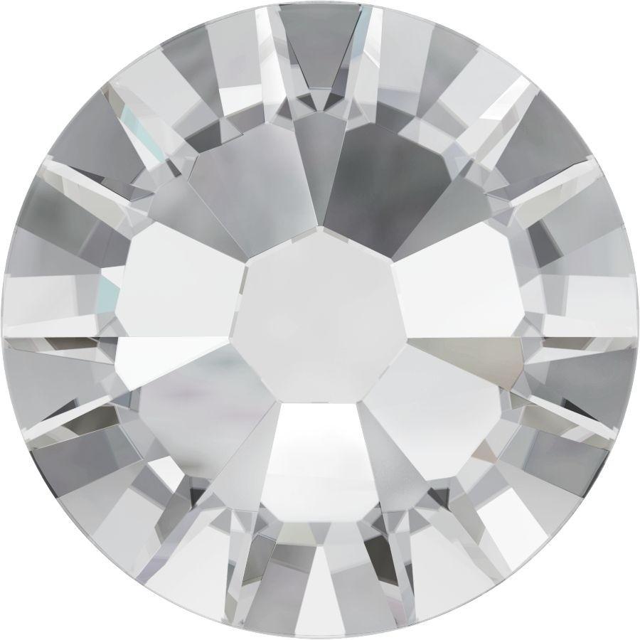 Xilion Rose Rhinestone ss8 Crystal F