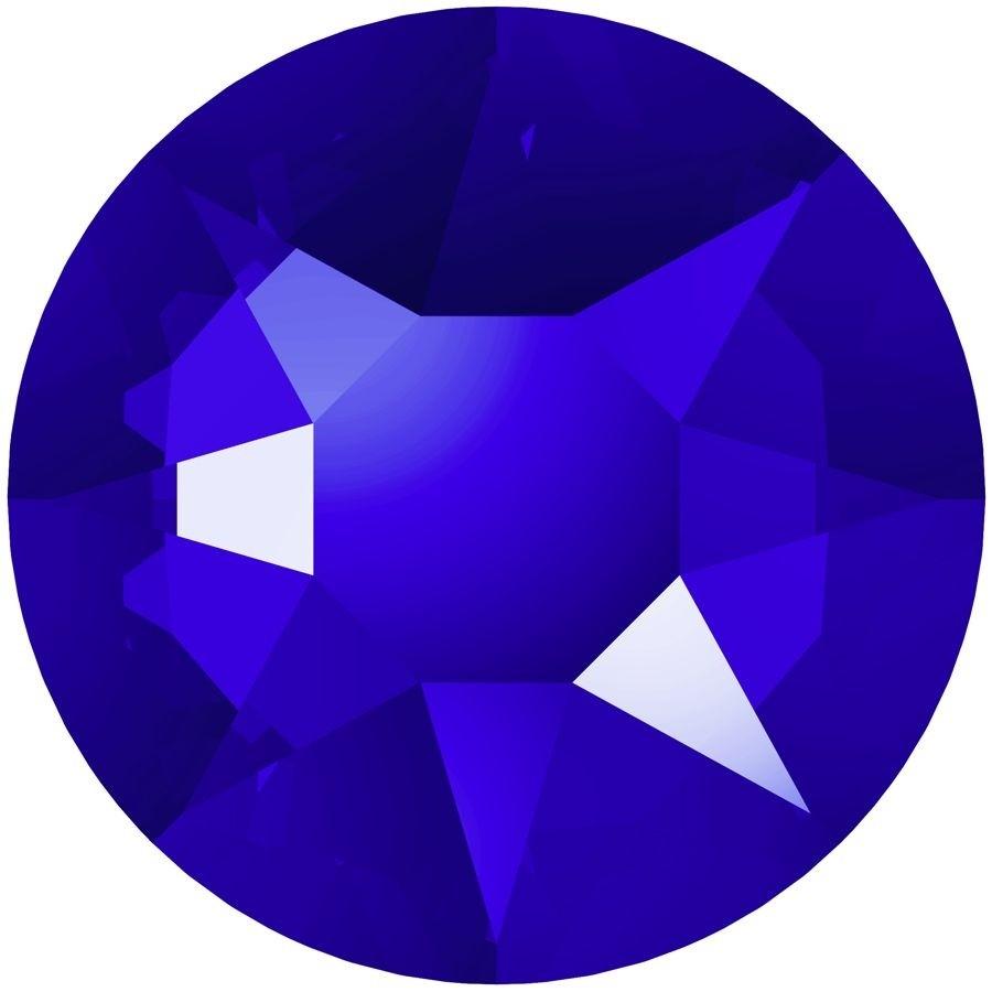 Xirius Rose Hotfix Rhinestone ss20 Majestic Blue A HF