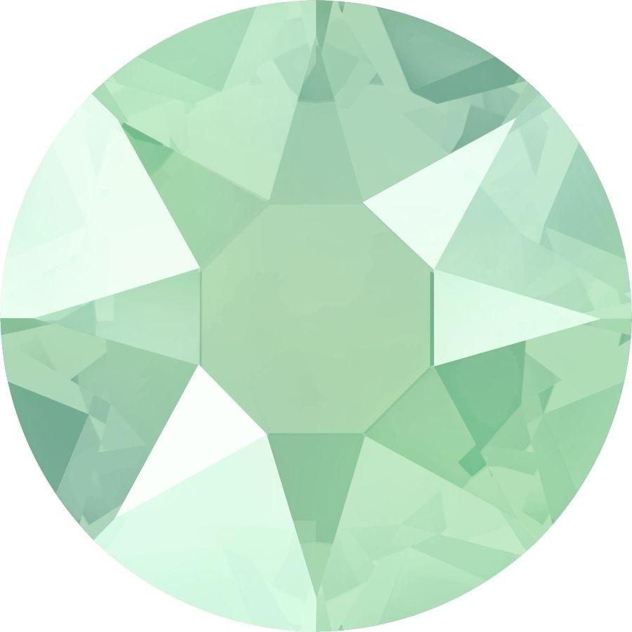 Xirius Rose Hotfix Rhinestone ss34 Crystal Mint Green HF