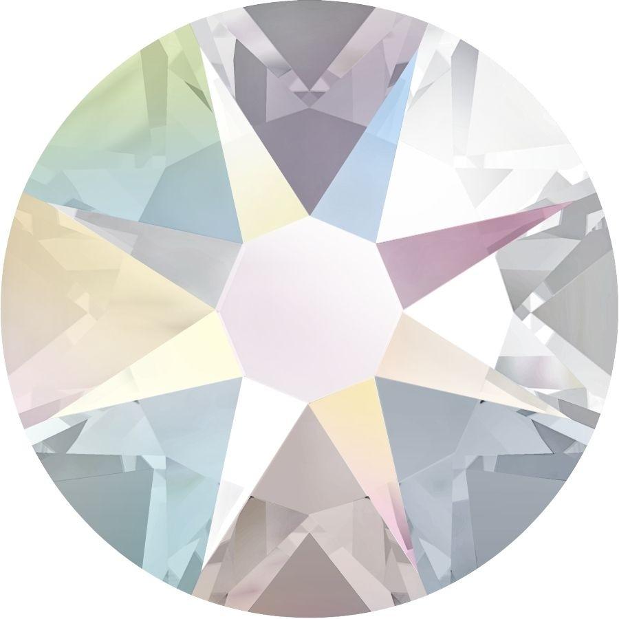 Xirius Rose Rhinestone ss34 Crystal AB F