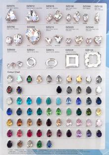 Dongzhou Crystal by Blue Nil Fancy Stones